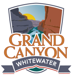 logo for Grand Canyon river rafting from Grand Canyon Whitewater